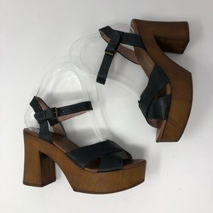 Musse & Cloud Miley Platform Sandals